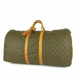 Authentic Louis Vuitton Keepall 60 Monogram